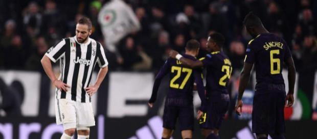Juve-Tottenham 2-2, pagelle: Higuain luci e ombre, Chiellini non è ... - ilbianconero.com