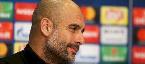 Pep Guardiola o simplemente Guardiola, exfutbolista y entrenador español.