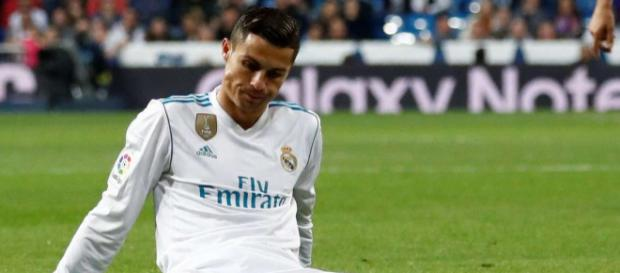 Ronaldo en perte de vitesse à l'image de son club