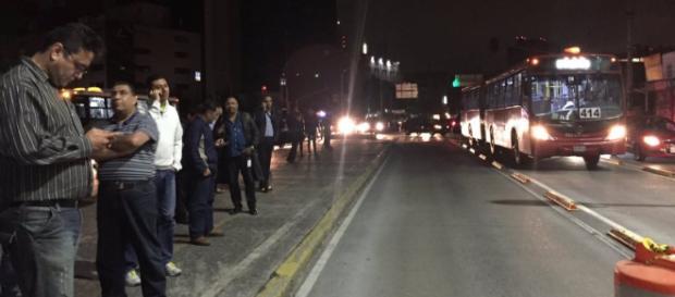 Sismo sacude la Ciudad de México -