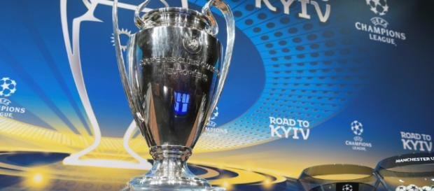 Taça da Champions League em 2018
