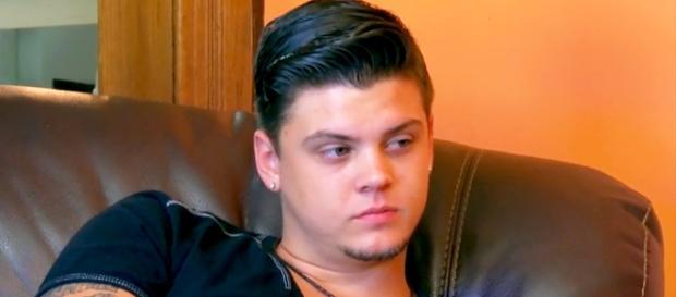 Tyler Baltierra from a screenshot