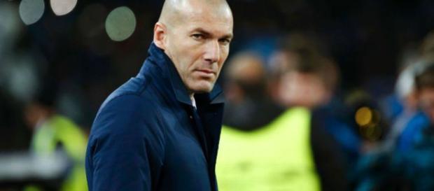 Zinedine Zidane y Unai Emery se enfrentan en Champions League