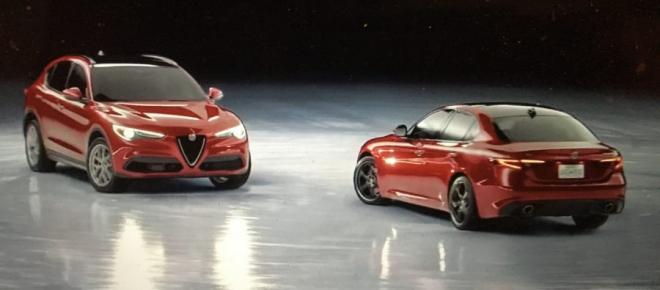 Alfa Romeo Giulia e Stelvio piacciono in Europa, brand a +24,4%