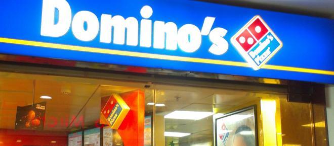 Domino's cae 9% a medida que aumentan las ganancias.