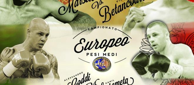 Boxe: Marsili vs Betancourt per il Mondiale della Pace, diretta tv su Fox Sports