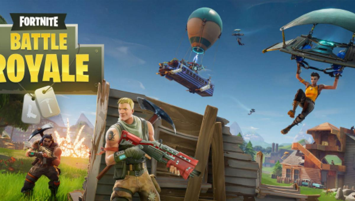 fortnite update brings a giant teddy bear parachute and other fun