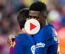 Dembelé continua em dificuldades no Barça. (Foto Reprodução).
