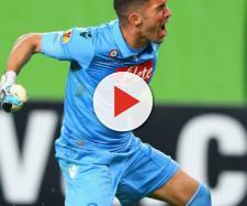 Napoli-Lipsia diretta tv in chiaro?
