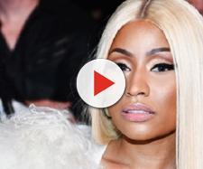 Nicki Minaj não está se distraindo na mídia social