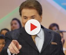 Silvio Santos passa mal e cancela gravações no SBT.