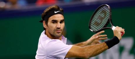 Roger Federer plays a sublime backhand - ABC News (Australian ... - net.au