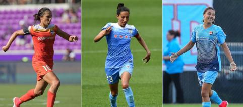 10 Biggest Trades in The NWSL Off-season so Far (Image Credit - si.com)
