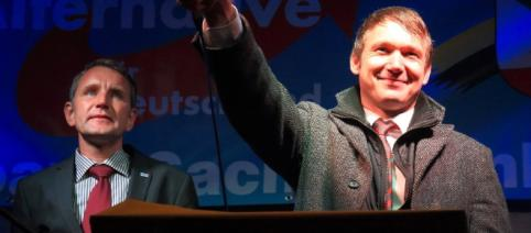 Finanzskandal belastet AfD-Kandidat André Poggenburg - faz.net