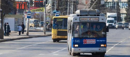 Comienza la instalación de cámaras en el transporte Ruso.