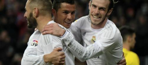El Madrid de Zidane se aleja del letal trío