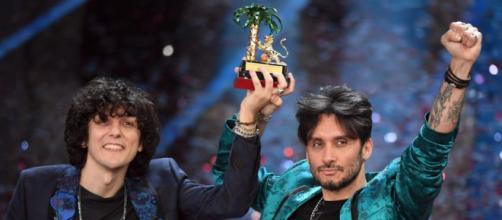 Ermal Meta y Fabrizio Moro vencedores de Sanremo 2018