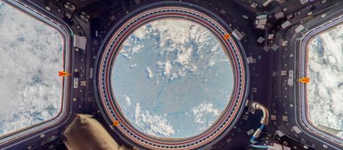 Estación espacial abierta desde google street view.