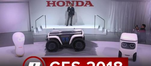 Honda revoluciona el mundo en el 2018.
