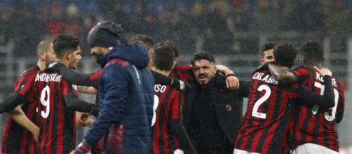 Milan: perentorio 3-0 al Ludogorets in Europa League.
