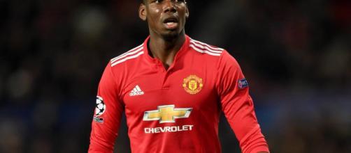 Paul Pogba, habría aceptado la suspensión después de la derrota del Tottenham