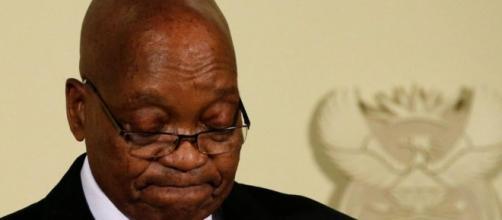 Renuncia del presidente de Sudáfrica Jacob Zuma