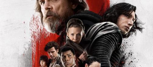 Star Wars: Los Últimos Jedi - via saliendodelmicroondas.com