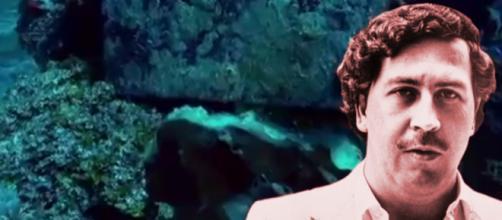 Suposta fortuna de Escobar pode estar enterrada no fundo do Oceano