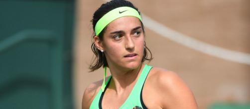 Tennis - WTA - Rome : Caroline Garcia s'arrache pour dominer Vekic ... - sport365.fr