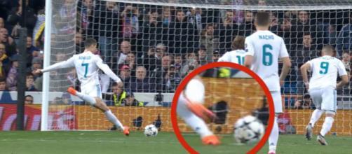 Truco de Ronaldo da el gol decisivo para la victoria del Real Madrid sobre PSG