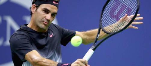 U.S. Open 2017: Roger Federer.