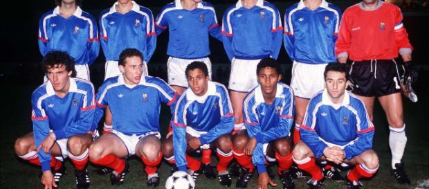 El equipo francés que enfrentó al Arsenal