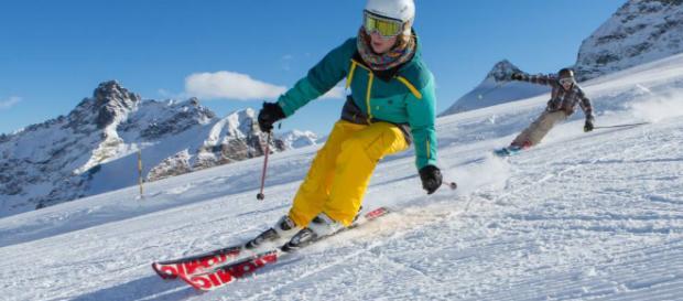 El esquí profesional dio un gran paso en la tecnología