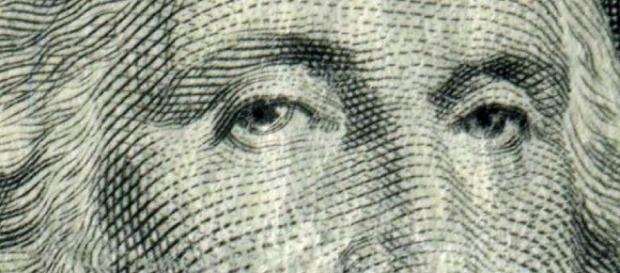 George Washington on a one dollar Federal Reserve Note. [Image credit: Tillasmax via Flickr]