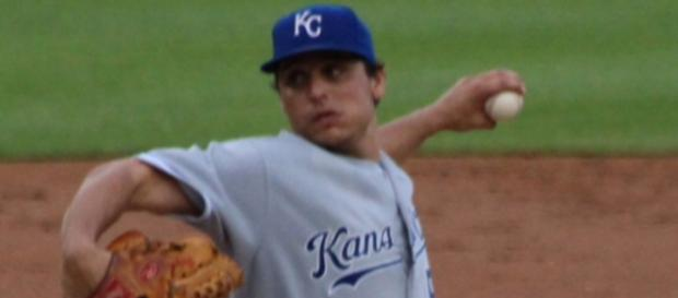 Jason Vargas agreed to a two-year deal with the Mets. Image Source: Jeff Dunn/ Flickr
