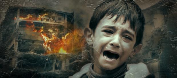 Kostenloses Foto: Krieg, Kind, Leid, Zerstörung - Kostenloses Bild ... - pixabay.com