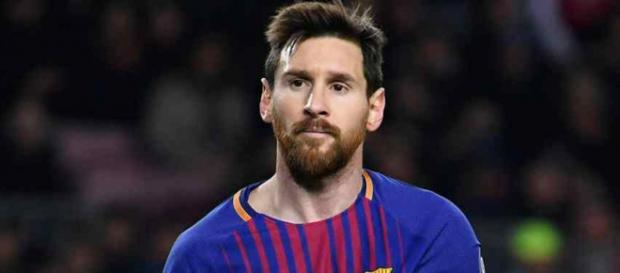 Leo Messi não gostou de saber a última informação de Paris