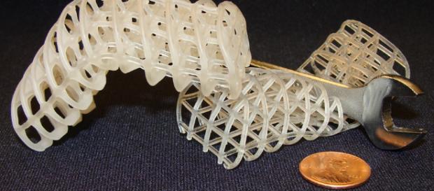 Material Flexible y resistente para los diseños robóticos