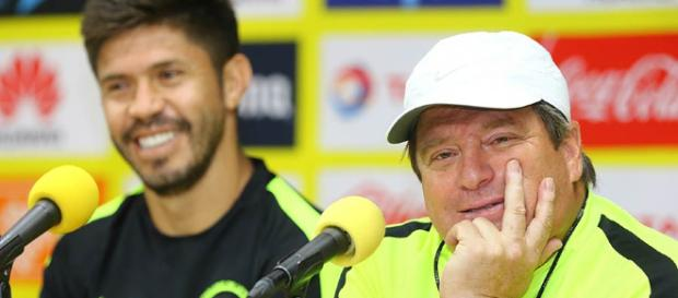 Miguel Herrera dio las razones de la suplencia de Oribe.