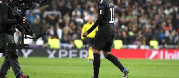 Neymar no se siente cómodo en el PSG
