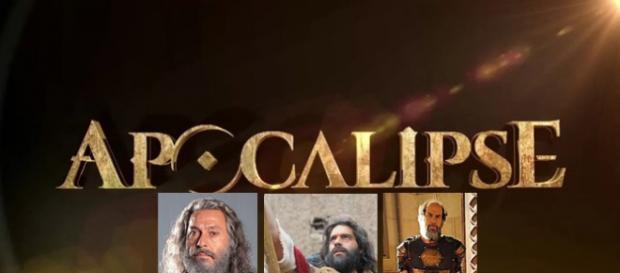 Os profetas Moisés e Elias entrarão na novela ''Apocalipse''