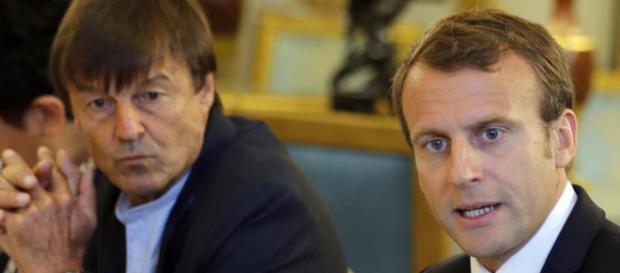 """Rumeurs"""" de harcèlement sexuel visant Nicolas Hulot : l'Elysée ... - francetvinfo.fr"""