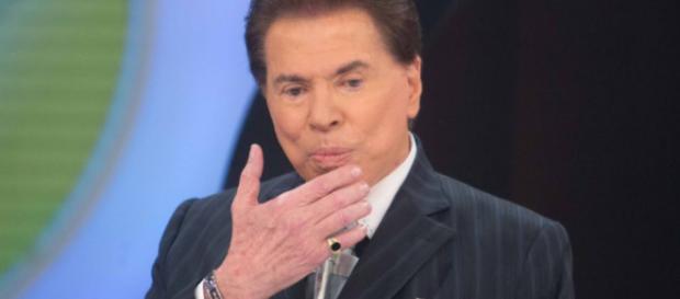 Silvio Santos passa mal em gravação
