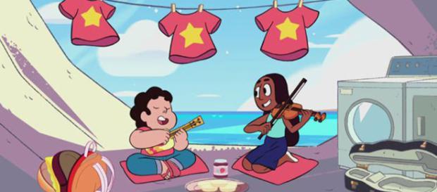 Steven Universe, tercera temporada - via hornetapp.com