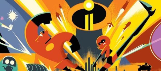 Disney-Pixar lanza el primer trailer de Los Increíbles II