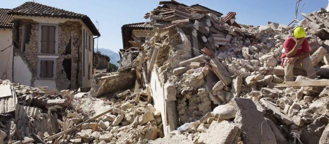 Viviendas que resisten a los terremotos