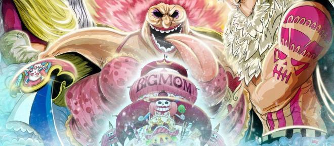 One Piece Kapitel 894 - Ruffy vs Katakuri - Kampf der Ehrenmänner -SPOILER-