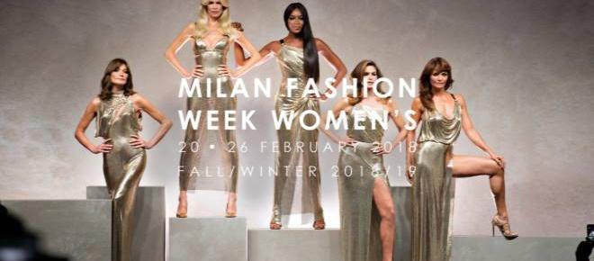 Milano Moda Donna 20-26 febbraio 2018: il calendario e dove vedere le sfilate