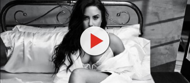 Demi Lovato anuncia turnê tupiniquim e mostra que adora o Brasil