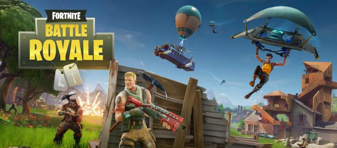 'Fortnite' update brings a giant teddy bear parachute and other fun elements